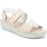 Cipők Női Szandálok / Saruk Grunland SA1873 Rózsaszín