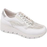 Cipők Női Rövid szárú edzőcipők Valleverde 18252 Fehér