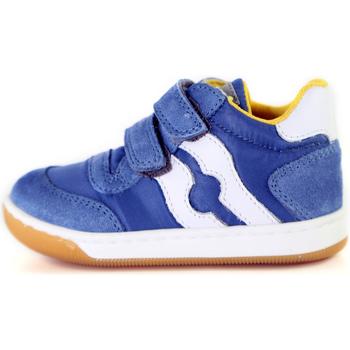 Cipők Gyerek Rövid szárú edzőcipők Falcotto 2014156 01 Kék