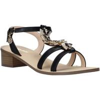 Cipők Női Szandálok / Saruk Gold&gold A20 GL507 Fekete