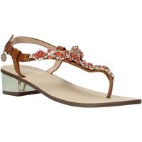 Cipők Női Szandálok / Saruk Gold&gold A20 GL540 Narancssárga