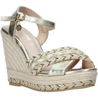 Cipők Női Gyékény talpú cipők Gold&gold A20 GK51 Arany