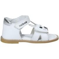 Cipők Lány Szandálok / Saruk Melania ME8002B8E.A Fehér