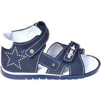 Cipők Gyerek Szandálok / Saruk Melania ME0821A9E.B Kék