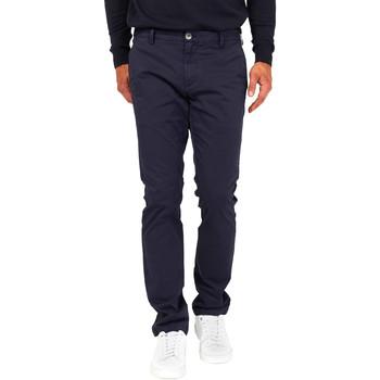 Ruhák Férfi Chino nadrágok / Carrot nadrágok Gas 360702 Kék