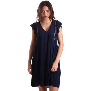 Ruhák Női Rövid ruhák Gaudi 911BD15020 Kék
