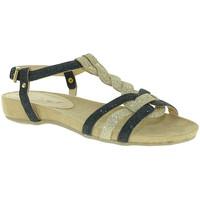Cipők Női Szandálok / Saruk Mally 3828 Fekete