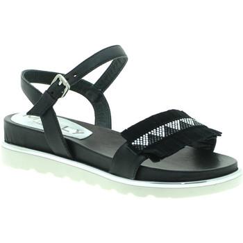 Cipők Női Szandálok / Saruk Mally 6260 Fekete