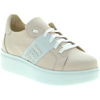 Cipők Női Rövid szárú edzőcipők Exton E04 Rózsaszín