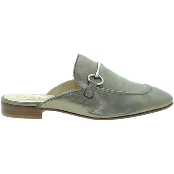 Cipők Női Klumpák Mally 6103 Barna