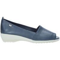 Cipők Női Szandálok / Saruk Valleverde 41141 Kék