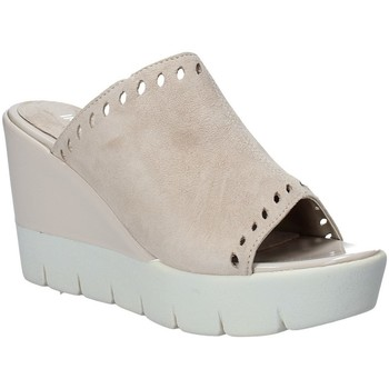 Cipők Női Papucsok Impronte IL91611A Bézs