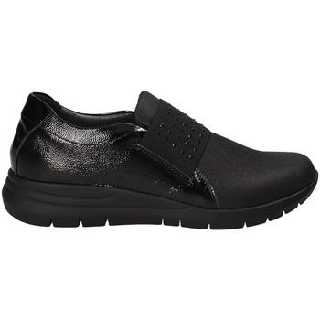 Cipők Női Belebújós cipők Grunland SC3908 Fekete