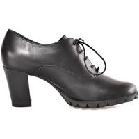 Cipők Női Oxford cipők The Flexx A701_67 Fekete