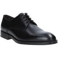 Cipők Férfi Oxford cipők Marco Ferretti 112508MF Fekete