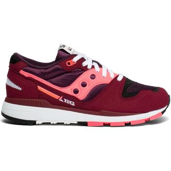 Cipők Női Rövid szárú edzőcipők Saucony S60437 Piros