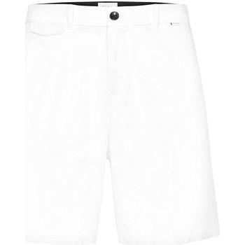 Ruhák Férfi Rövidnadrágok Calvin Klein Jeans K10K105314 Fehér