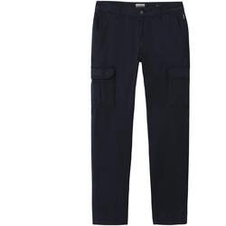 Ruhák Férfi Oldalzsebes nadrágok Napapijri NP0A4E31 Kék