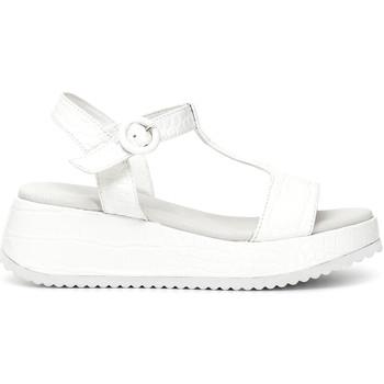 Cipők Női Szandálok / Saruk Café Noir HB950 Fehér