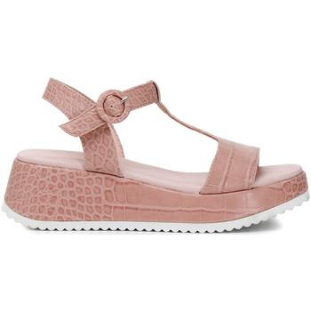 Cipők Női Szandálok / Saruk Café Noir HB950 Rózsaszín