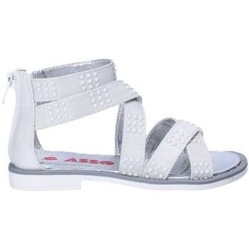 Cipők Lány Szandálok / Saruk Asso 64026 Szürke