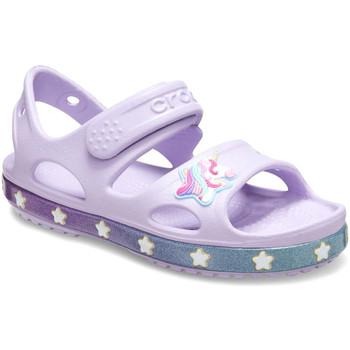 Cipők Gyerek Szandálok / Saruk Crocs 206366 Rózsaszín