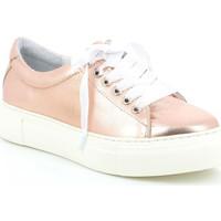 Cipők Női Rövid szárú edzőcipők Grunland SC3880 Rózsaszín