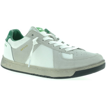 Cipők Férfi Rövid szárú edzőcipők Gas GAM818001 Fehér