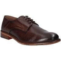 Cipők Férfi Oxford cipők Exton 3101 Barna