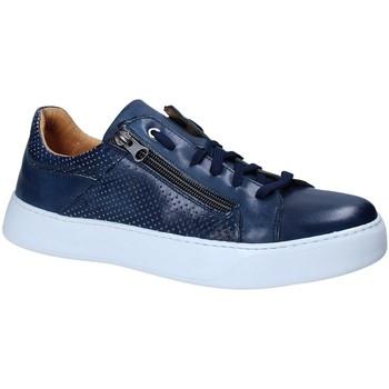 Cipők Férfi Rövid szárú edzőcipők Exton 512 Kék