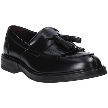Cipők Férfi Mokkaszínek Marco Ferretti 161340MF Fekete
