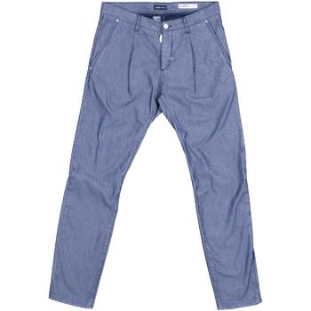 Ruhák Férfi Chino nadrágok / Carrot nadrágok Antony Morato MMTR00378 FA850155 Kék