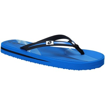Cipők Férfi Lábujjközös papucsok Lotto T4761 Kék