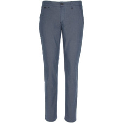 Ruhák Férfi Chino nadrágok / Carrot nadrágok NeroGiardini P870106U Kék