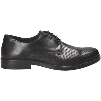 Cipők Férfi Oxford cipők Enval 1200000 Fekete