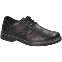 Cipők Férfi Oxford cipők Enval 1202700 Fekete