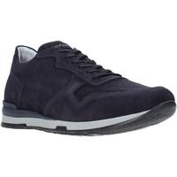 Cipők Férfi Rövid szárú edzőcipők NeroGiardini P800220U Kék