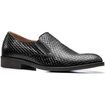 Cipők Férfi Mokkaszínek Stonefly 110763 Fekete