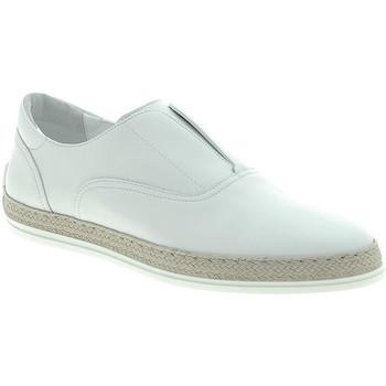 Cipők Férfi Gyékény talpú cipők Triver Flight 997-02 Fehér