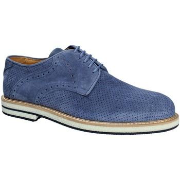 Cipők Férfi Oxford cipők Exton 671 Kék