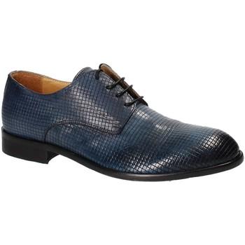 Cipők Férfi Oxford cipők Exton 5354 Kék