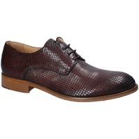 Cipők Férfi Oxford cipők Exton 5354 Barna