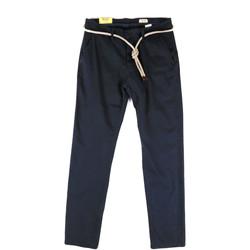 Ruhák Férfi Chino nadrágok / Carrot nadrágok Impure ALEX-215 Kék