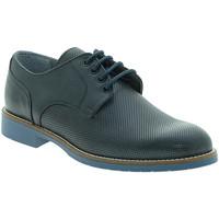 Cipők Férfi Oxford cipők Keys 3225 Kék