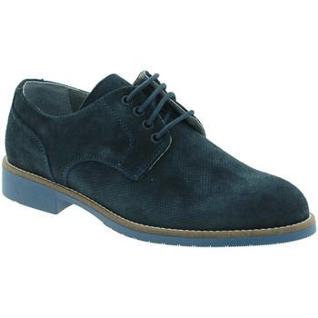 Cipők Férfi Oxford cipők Keys 3227 Kék