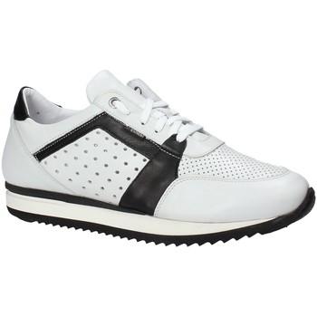 Cipők Férfi Rövid szárú edzőcipők Exton 558 Fehér