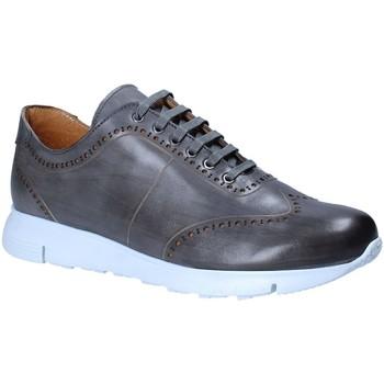 Cipők Férfi Rövid szárú edzőcipők Exton 332 Szürke