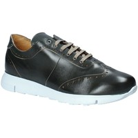 Cipők Férfi Rövid szárú edzőcipők Exton 333 Zöld