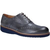 Cipők Férfi Oxford cipők Exton 884 Szürke