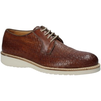 Cipők Férfi Oxford cipők Exton 886 Barna